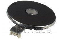 Universal - Kookplaat diam 145 mm 1500w thermostatisch 8mm ego - 121435617