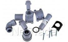 Universal - Drain kupplung 32-40 mm für drain 19 + 22 mm