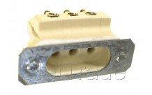 Universeel - Contrasteker steatit aansluiting ovenweerstand - 2724002010