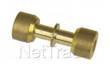 Universal - Lokring messing koppeling d=5mm  5 nk-ms-00 - NKMS005