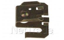 Whirlpool - Clip bevestiging meubel orig - 481250568027
