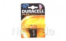 Duracell plus 9v 6lr61-mn1604--- - MN1604