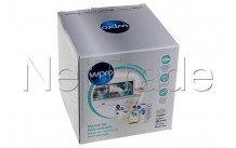 Wpro - Wartungsset inklusive 1 packung tabletten + 1 packung salz - 484010678192