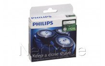 Philips - Scherköpfe - hq56s super reflex  (blister pro 3pcs) - HQ5650