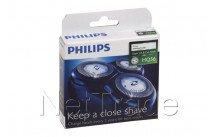 Philips - Scherköpfe - hq56s super reflex  (blister pro 3pcs) - HQ5650