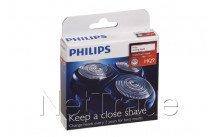 Philips - Shaving heads hq9s - smart touche (blister pro 3pcs) - HQ950