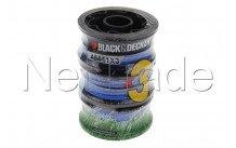 Black&decker - Rasentrimmer spule a6441 - A6441X3XJ