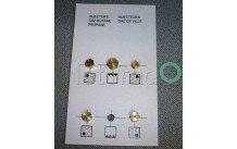 Beko - Leitungen-kit- - g30 - 4431910048