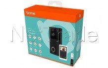 Acme smarthome wi-fi video-türklingel mit nachtsicht, bewegungserkennung, 2-wege-audio, hd-qualität - 247075