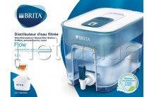 Brita - Wasserfilterkanne flow cool blue 8.5l - 1039259