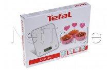 Tefal - Bc5004v2 optiss  - 5kg  -  silver - BC5004V2