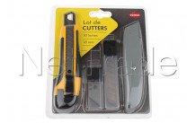 Cogex - 60354  cutter messer lino 2-komponentengriff