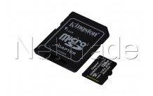 Kingston technology canvas select plus flashgeheugen 128 gb microsdxc klasse 10 uhs-i + adapter - SDCS2128GB