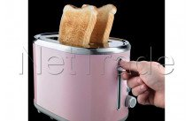 Russell hobbs - Toaster-farben bubble pink - 2508156