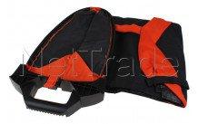 Black&decker - Fangsack sa (orange/schwarz) für laubbläser - 90548688