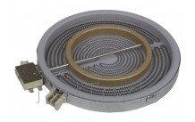 Electrolux - Vervangen door 3283706   hilight plaat - dubbele z - 3740640218