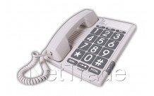 Fysic - Telefon mit großen tasten - FX3100