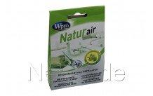 Wpro - Natur luft deodorizer für staubsauger lemon - 480181700368