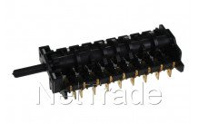 Smeg - Backofen schalter--13665 - 811730204