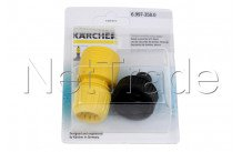Karcher - Kärcher aansluitset koppelingen basic voor het aansluiten van 1/2