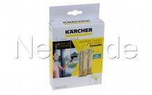 Karcher - Micro-doek velcro geel wv 2&5 >2017 (2 st) - 26331300