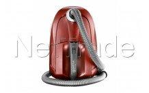 Nilfisk - Bravo sr10p07a rood 700w +vloerborstel - 128350620