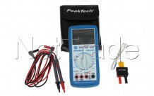 Peaktech pt3335 - digital multimeter + temp.-40/1000 ° - P3335