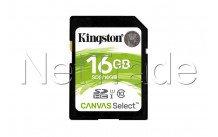 Kingston - Vervangen door 0059572   kingston technology canva - SDS16GB