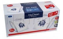 Miele - Staubsauger beutel - xxl-pack hyclean 3d gn - 10408410