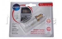 Wpro - Ovenlamp  - t29 e14 40w - 484000008841