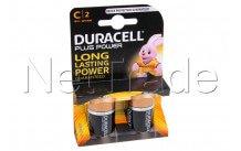 Duracell plus mn1400 lr14--c-1 .5v-bl. 2st - MN1400