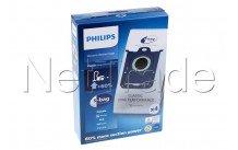 Philips - Mobilo staubsauger tasche orig sydney/classic s-bag/4 stück - FC802103