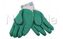 Cogex - Handschuhe garten -  größe 10 - baumwolle unterstützung - 83181