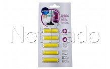 Wpro - 5 cartridges for vacuum cleaner citronel - 484000008624