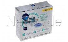 Wpro - Powerpro geschirrspülmittel-tabletten