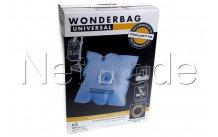 Universeel - Universele stofzakken wonderbags wb108c 5 stuks - WB406120