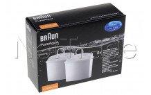 Braun - Wasser-filter brsc006 - BRSC006