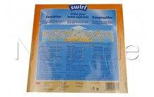 Swirl - Dampkapfilter  140 gr  47x114mm - 6769048