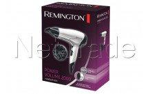 Remington - Power volume 2000: 2000 watt, eco-setting, blaasmo - D3015