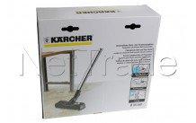Karcher - Staubsauger bürste hart etagen-nass und trocken - 28630000