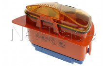 Seb - Stofreservoir + hepafilter  (oranje) - RSRT9873