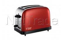 Russell hobbs - Toaster-farben flamme rot lange schlitz - 2139156