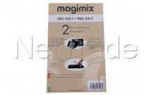 Magimix - Filtres friteusen - 17027