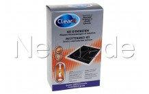 Clearit - Dentretien vitrocéramique et induktions kit - 74X8596