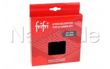 Frifri - Friteuse filter kohle - duo  5848 - F0300