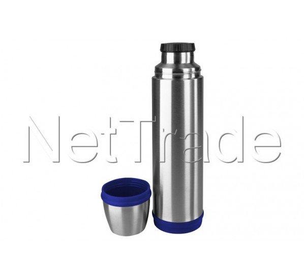 Emsa - Captain isolierflasche 0.7l edelstahl/blau - 502473