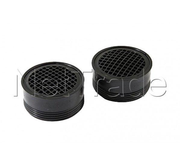 Cogex - Ventil filter für gase, dämpfe, 2-teilig: - 83464